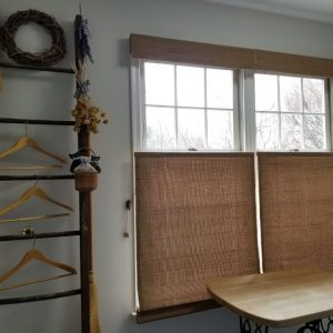 Woven Wood Shades