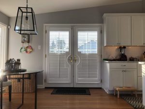 Exciting Patio Door Window Treatment Ideas