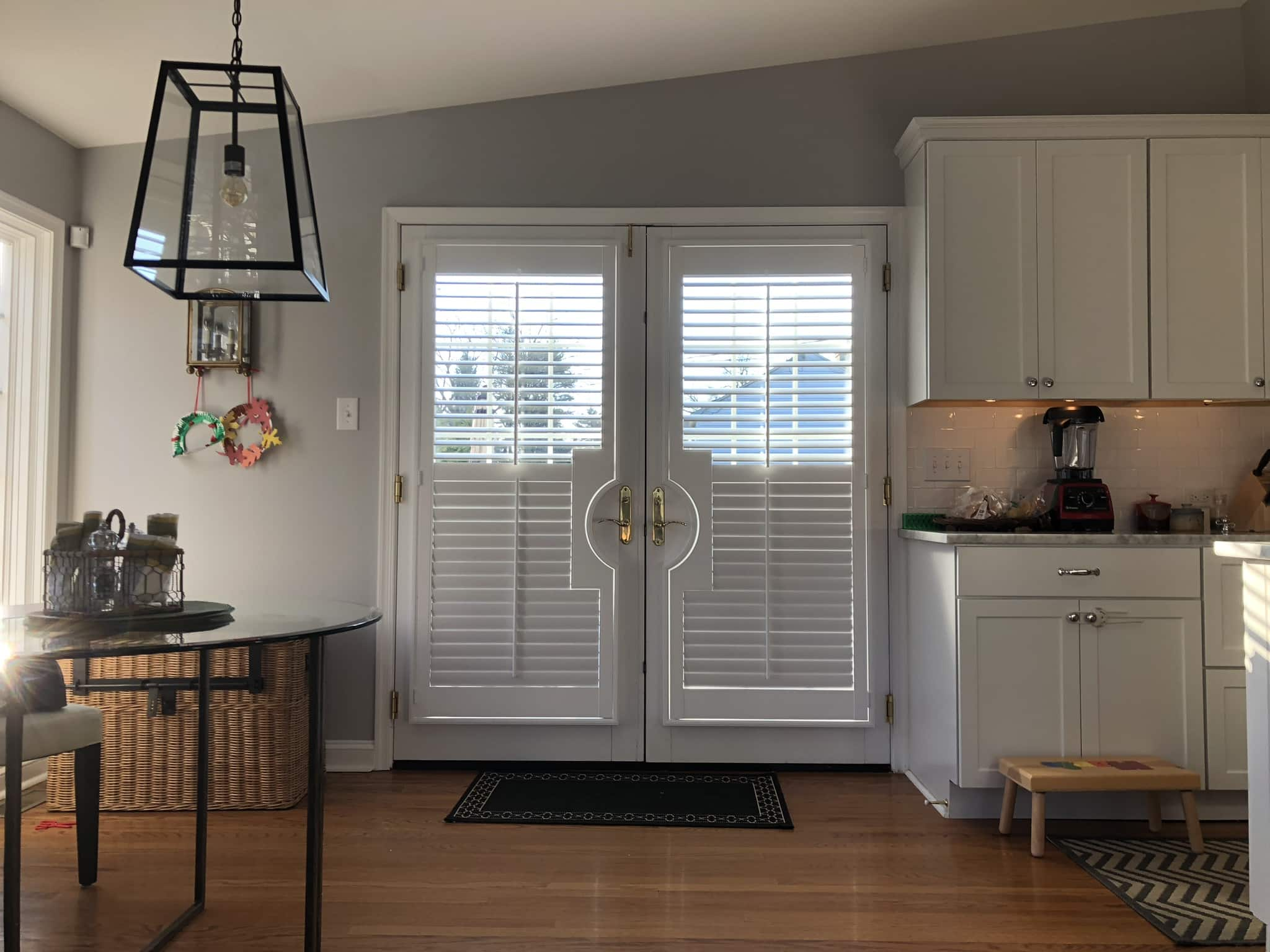 Exciting Patio Door Window Treatments | Knox Blinds