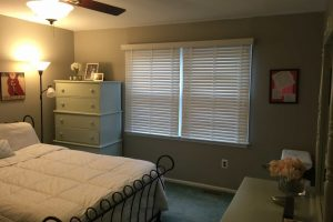 blinds to keep heat out