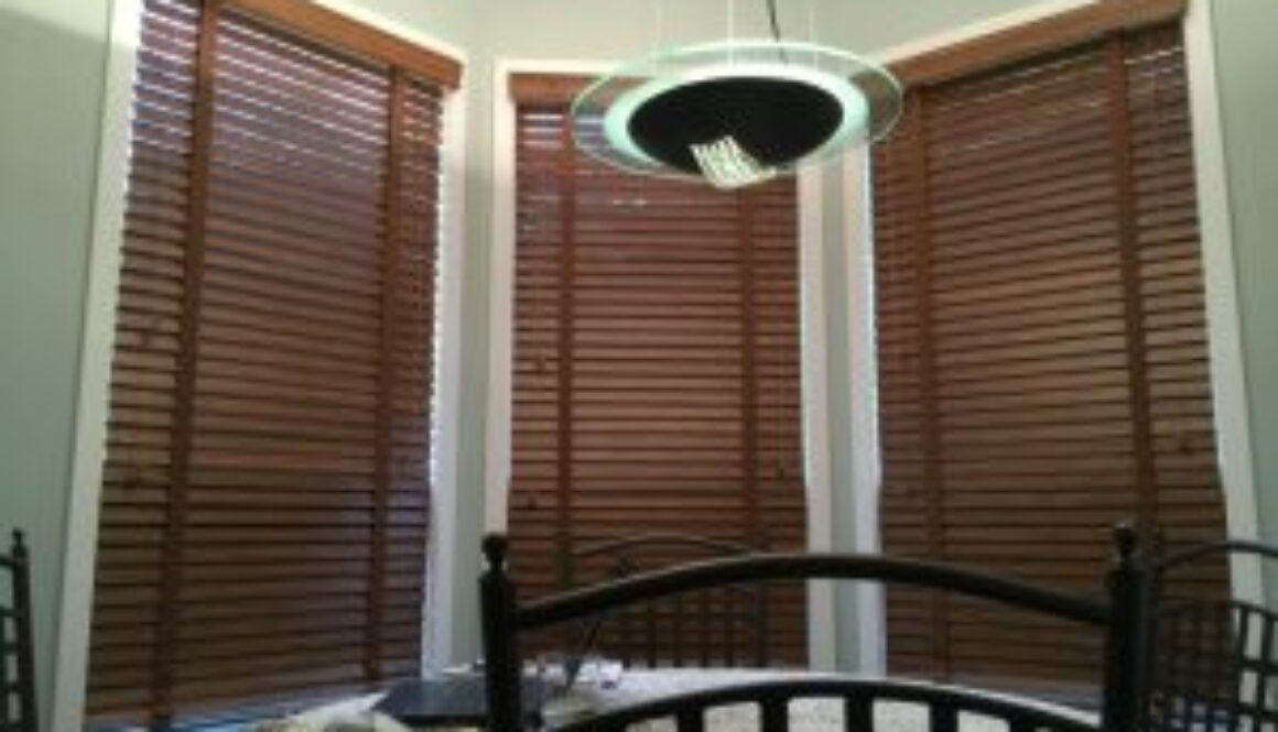 benefits of wood blinds